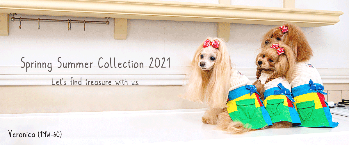 Autumn Winter Collection 2020|犬服・ワンマイルウォーキーズ(1 mile walkies)