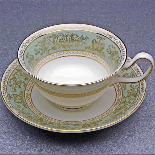 WEDGWOOD COLOMBIA SAGE GREN