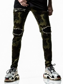 SALE40%OFF/RESOUND CLOTHING・リサウンドクロージング/super tight taperd Blind military CHINO/KHAKICAMO.